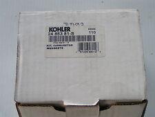 KOHLER ENGINE CARB W/ GASKET PART #2485381-S - NEW PART IN OEM BOX