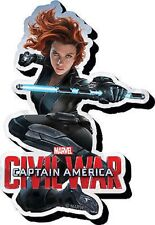 Magnet - Marvel - Civil War Black Widow Funky Chunky New Licensed 95445