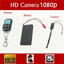 MINI HD 1080P DIY Module SPY Hidden Camera Video DV DVR Motion w/ Remote Control