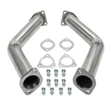 Test Pipes Decat Non Reson Straight Exhaust FITS Nissan 350z Infiniti G35 FX35