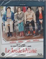 LE JEU DE LA VERITE : DEMOUY, LELLOUCHE,VADIM, DESAGNAT ... BLURAY