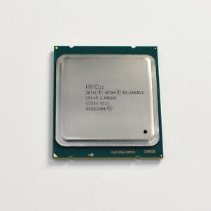 Intel SR1A8 Xeon E5-2650v2 8-core 2.6GHz 20mb 8GT/s Socket LGA2011 Processor CPU