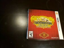 Theatrhythm Final Fantasy: Curtain Call - Limited Edition (Nintendo 3Ds, 2014)