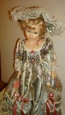 """""""Love Lady"""" Porcelain Doll Show-Stoppers """"Rare"""" 19 Inch"""