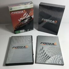XBOX 360 Game - FORZA MOTORSPORT 2 ( LIMITED COLLECTOR'S EDITION )