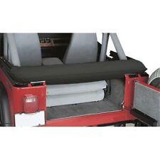 Rampage 600015 Soft Top Storage Boot Black Denim for 1997-2006 Jeep Wrangler TJ