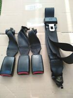 Honda Civic 96-00 OEM Rear Center Seat Belt and Buckles EK4 EK9 EM1 JDM EDM SiR