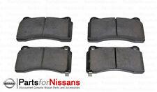 Genuine Nissan 2009-2016 GT-R Rear Wheel Disc Brake Pads BREMBO Set OEM NEW