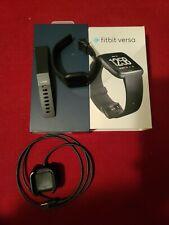 Fitbit Versa- black