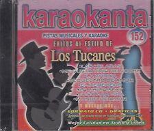 Los Tucanes de Tijuana Pistas Musicales & Karaoke New Nuevo Sealed