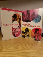 2 collection of Dvd'S Valley Of The Dolls & Beyond The Valley Of The Dolls