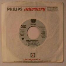 "KRAFTWERK Comet Melody 2~Kometenmelodie 2~Prog Vertigo~1974 AUTOBAHN~PROMO 7"" DJ"