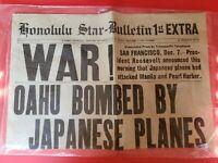 World War 2 Memorabilia-PEARL HARBOR Honolulu Star 1941-50th Year Anniversary