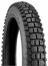 Duro HF307 Size: 4.00-19 Motorcycle Tire - 25-30719-400C-TT 32-0500
