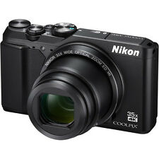 Nikon Coolpix A900 Digital Camera - Black