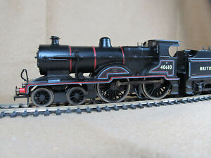 HORNBY  R2183  2P CLASS ,,, NEW OLD STOCK UNUSED--4-4-0