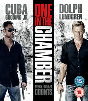 One In The Chamber Blu-Ray | (Cuba Gooding Jr) (Dolph Lundgren) (2012)