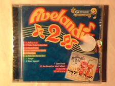 CD Fivelandia 2 CRISTINA D'AVENA PUFFI POLLON JOHN E SOLFAMI SIGILLATO SEALED!!!