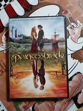 The Princess Bride (Dvd, 2007, 20th Anniversary collector's Edition)