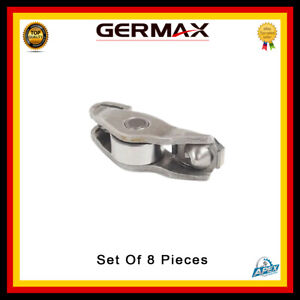 VW GOLF V VI PLUS 2.0 FSI GTI ENGINE CBTA CCCA ROCKER ARMS 06E109417 - 8 PIECES