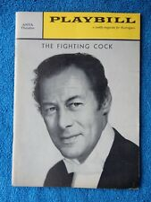 The Fighting Cock - ANTA Theatre Playbill w/Ticket - January 30th, 1960 - Parry