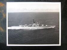 Vintage US Navy 8 x 10 Press Photo USS Davidson DE-1045 1966 Pearl Harbor 707