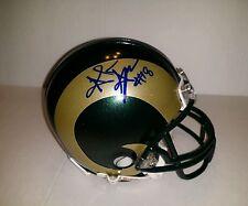 Garrett grayson signed Colorado state rams mini helmet w/coa