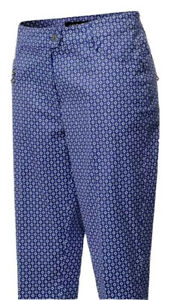 WOMENS GOLF PRETTY CAPRI TROUSERS - LAST ONES IN STOCK! reduced!!WOW 50% OFF!!!