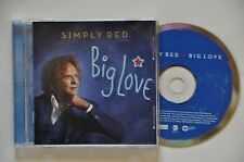 "Simply Red  "" Big Love ""  CD"
