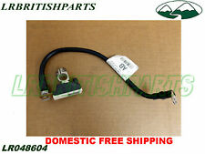 Genuine Land Rover Battery Negative Cable Range Rover 2010-2012 Lr048604 Used