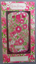 LILLY PULITZER GARDEN by The SEA PINK FLORAL SAMSUNG GALAXY PHONE CASE COVER NWT