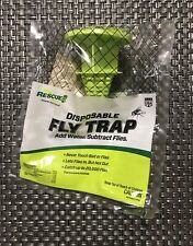 Brand New Rescue! Disposable Fly Trap. Premium Fly Killer