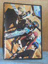 La Storia della Arcana Famiglia: Complete Collection (DVD, 2013, 3-Disc Set)