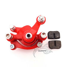 Gas Goped Scooter Left Disc Brake Caliper For Engine 33 43 cc 49cc 50cc Stand Up