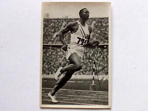 Olympics 1936 Jesse Owens USA-10.2 seconds world record, Summer Olympics US-Star