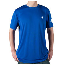 Dethrone Performance T-Shirt - Royal Blue