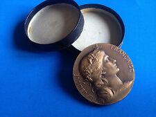 Médaille / Jeton en Bronze Prix du Ministre de la Guerre H. DUBOIS /French Medal