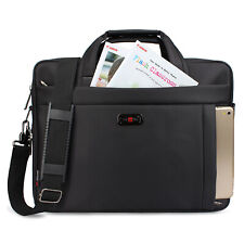 """For 15 - 15.6"""" Expandable Multifuntional Computer Shoulder Bag Large Capacity"""