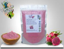 Dragon Fruit (Pitaya) powder 8oz (1/2lb) Vita C B1 B3 Anti-Aging Paradise Powder