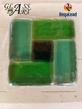 Suncatcher Glass Bevel Fusion TILE Regalead RFUS08 stained glass lead window