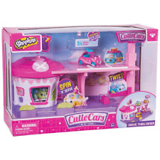 Shopkins Cutie Cars Drive Thru Diner Playset Inc Excl Cutie car +1 mini shopkin