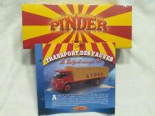 CAMION BEDFORD No44 Transport des fauves cirque Pinder 1/43 ème Neuf