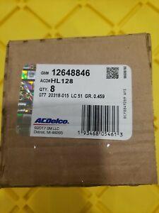 Genuine Delco HL128 Lifters, 12648846, 8/Box,