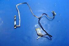 "HP Pavillion dv7t-4100 17.3"" Genuine LCD Video Cable w/WebCam DD0LX9LC002"