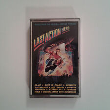 Last Action Hero. Motion Picture Soundtrack. Cassette. 1993. Sony. Venezuela.
