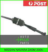 Fits NISSAN NAVARA D40M 2005- - STEERING COLUMN JOINT ASSEMBLY LOWER