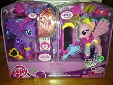 NEW MY LITTLE PONY CANTERLOT PRINCESS LUNA & CELESTIA TARGET EXCLUSIVE