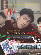 """ORDER BRUCE LEE FOREVER SPECIAL EDITION SPANISH ISSUE """"THE ORPHAN"""" WITH FREE"""
