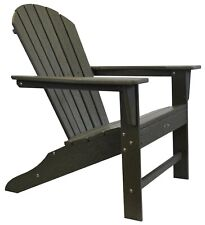 Atlas - Surf City Poly Adirondack Chair - Color: Grey