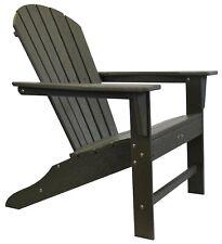 Atlas - Surf City Poly Adirondack Chair - Color: Grey